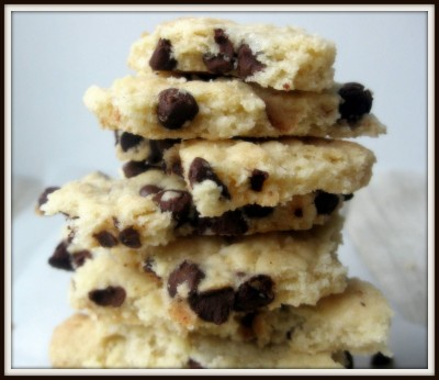 Chocolate Chip Cookie Brittle - Best Friends For Frosting