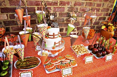 Best Halloween Dessert Table Best Friends For Frosting