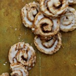 Cinnamon Roll Cookie