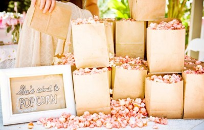 Baby Bump Picture Ideas on Cutest Baby Shower Popcorn Idea   Best Friends For Frosting