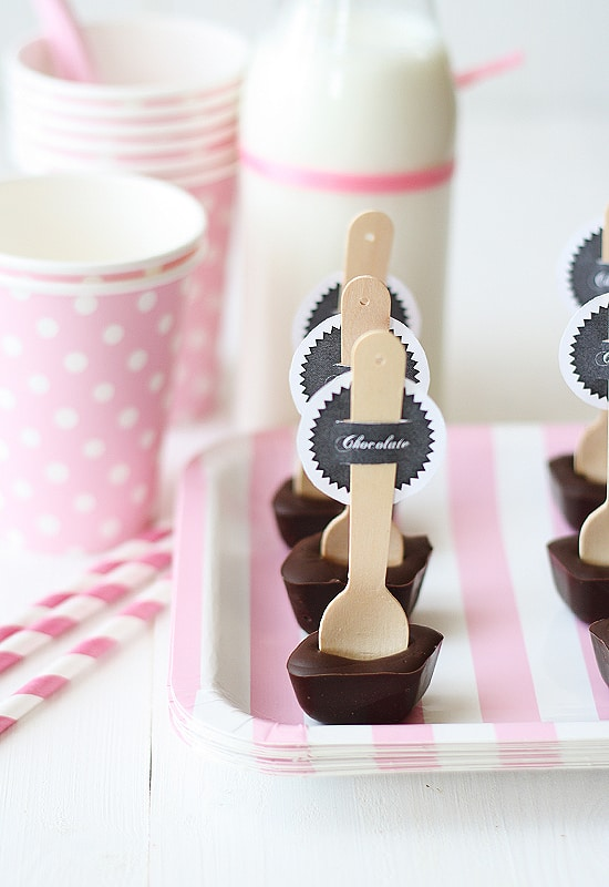 Recipe For Diy Chocolate Bar In Cake