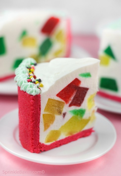 Crown Jewel Cake Recipe