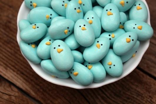 Jordan Almond Bluebirds