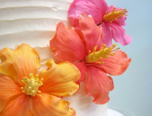 Tropical Passion Fruit Buttercream Cake Best Friends For Frosting