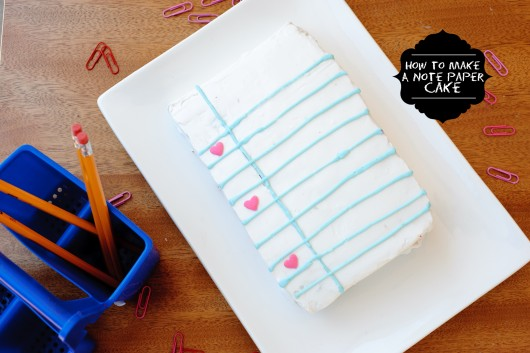 note-paper-cake