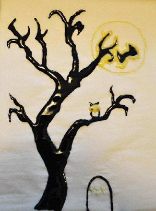 Halloween-cake-design