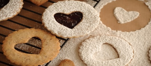 linzer-cookie