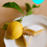 Classic Lemon Bar Recipe