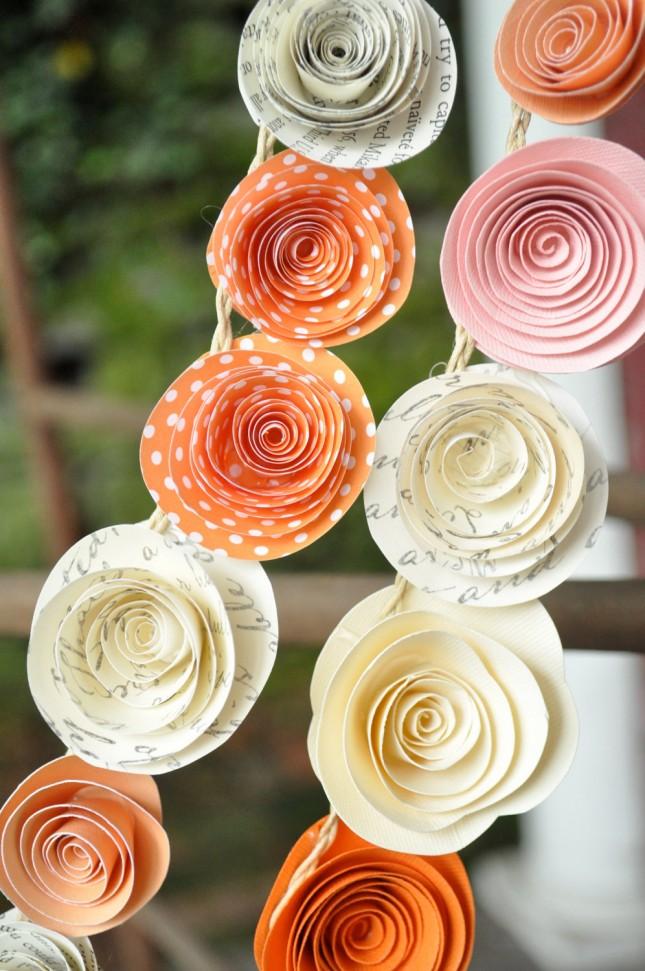 Paper-flower-garland