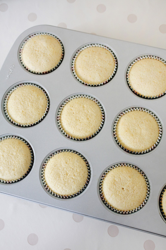 vanilla cupcakes 12 recipe