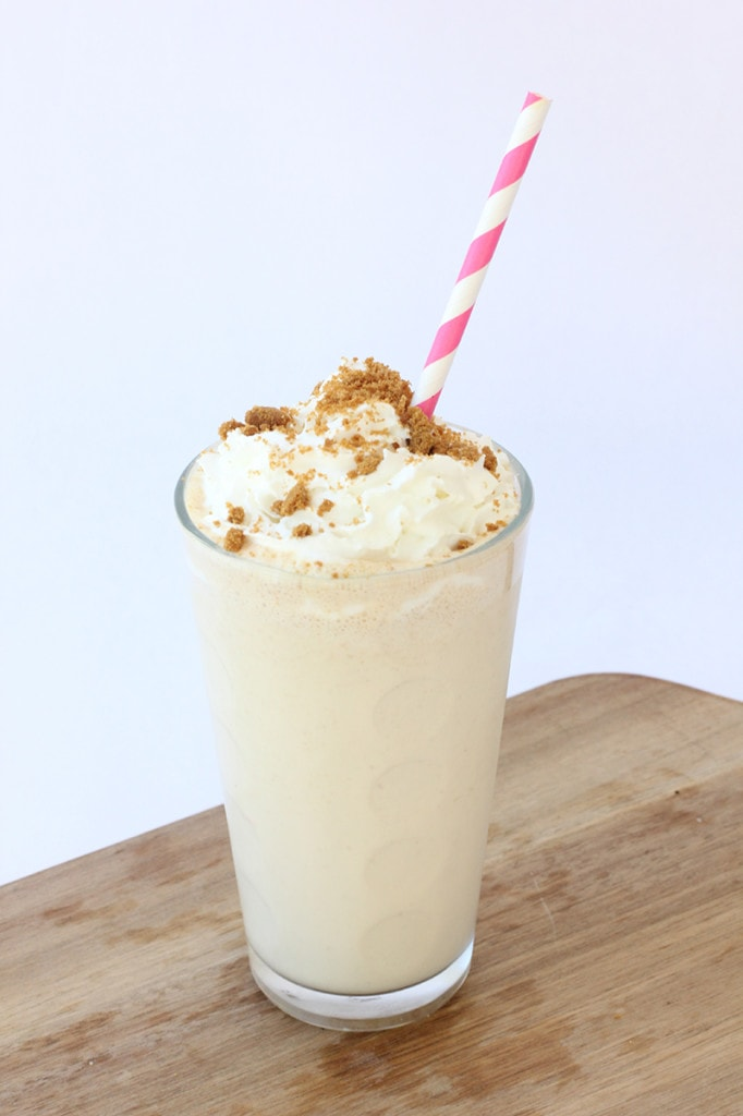 BISCOFF MILKSHAKE RECIPE | Best Friends For Frosting