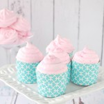 MERINGUE TOPPED CUPCAKES RECIPE