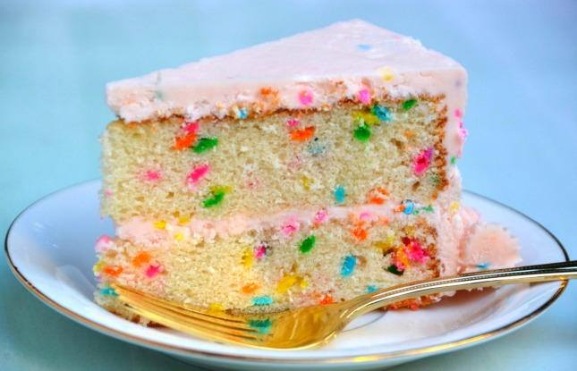 Inch Double Layer Cake Recipe
