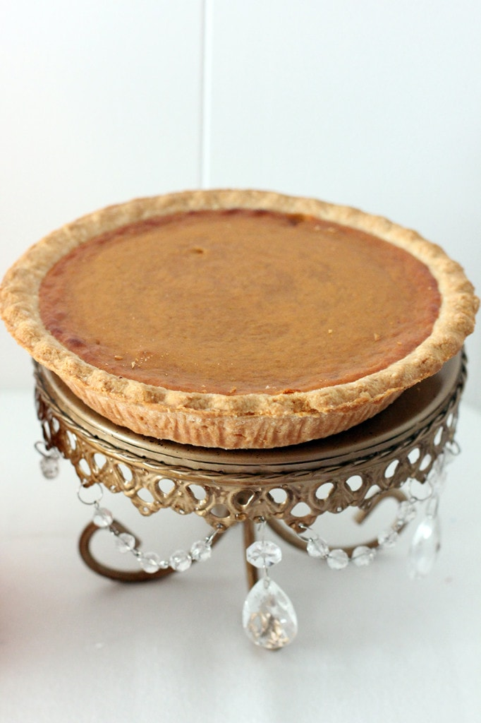 truvia pumpkin pie full