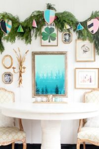 Home-Decor-Clovers-4-Leaf-Clover-Holiday-St.-Patricks-Day-Styling