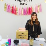 HOW TO MAKE A DIY CONFETTI BAR