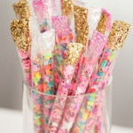 HOW TO MAKE DIY CONFETTI STICKS