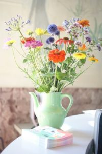 Flower-Pitcher