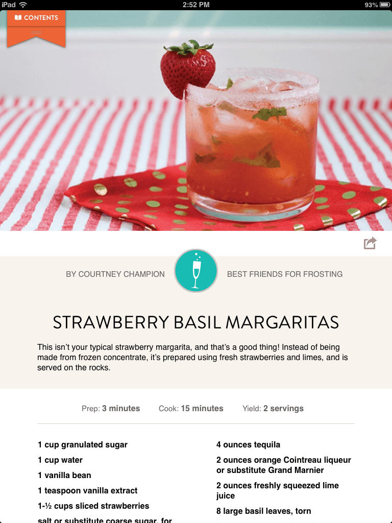 Strawberry-Basil-Margaritas
