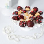 CHOCOLATE COVERED MADELEINES RECIPE