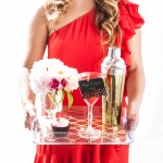VALENTINE'S FOOD AND DRINK STYLING TIPS