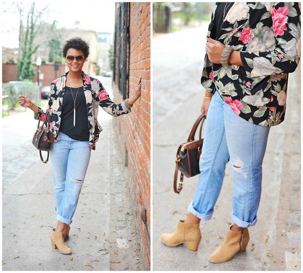 HOW TO WEAR FLORALS | Best Friends For Frosting
