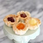 MINI CHEESECAKE TARTLETS RECIPE