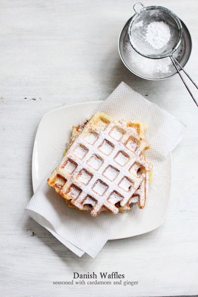 danish-waffles-cardamom-ginger