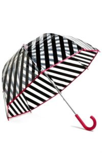 pink-and-black-umbrella