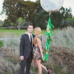 ST. PATRICK'S DAY ENGAGEMENT PHOTO SHOOT