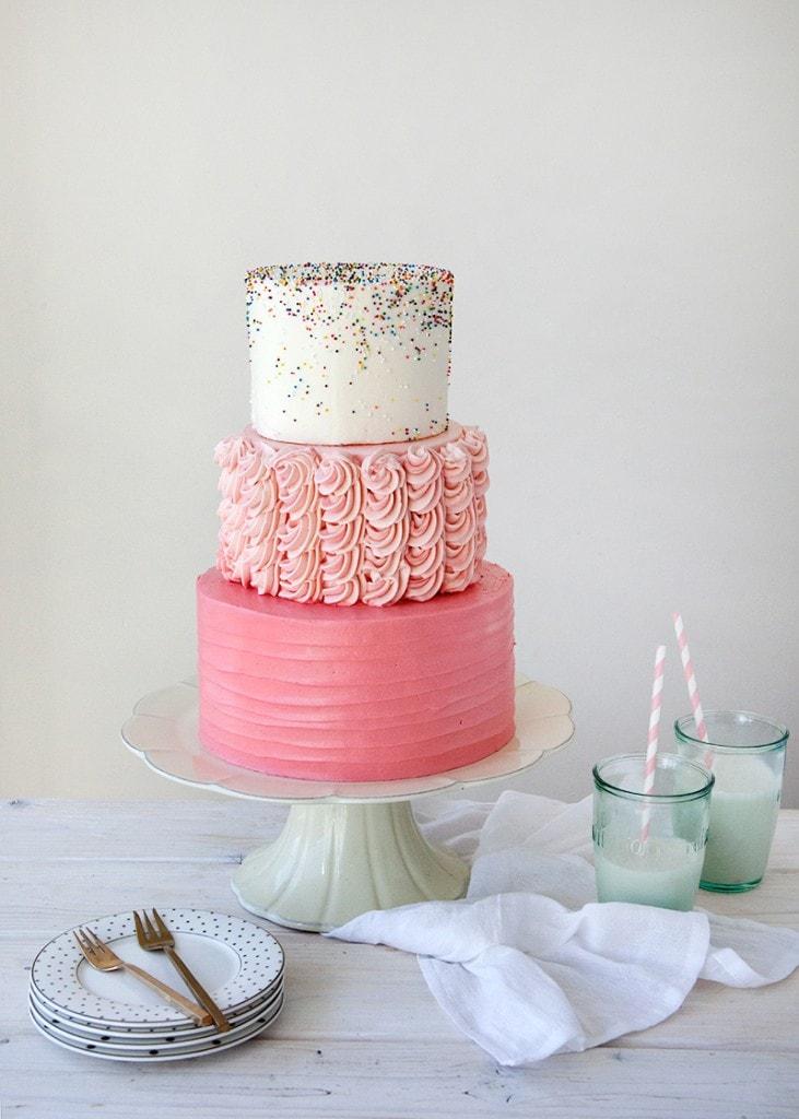 sprinkle-cake
