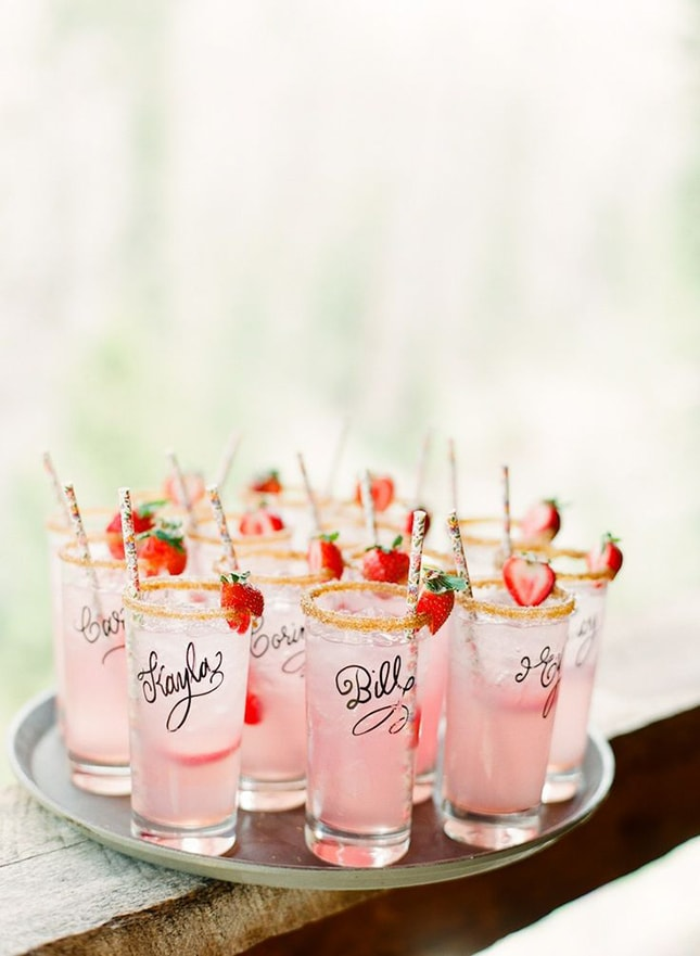 11 GORGEOUS DRINKS THAT WILL HAVE YOU THINKING PINK