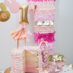 FRINGE PINATA BIRTHDAY PARTY