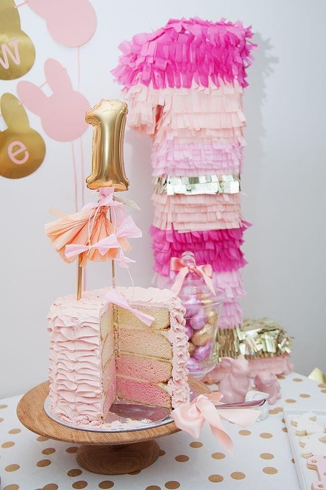 FRINGE PINATA BIRTHDAY PARTY