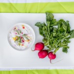 PICNIC-PERFECT RADISH DIP RECIPE