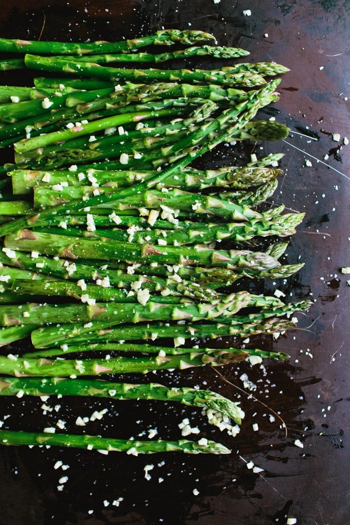 ... ROASTED ASPARAGUS WITH LEMON AND GARLIC RECIPE . ← Previous Next