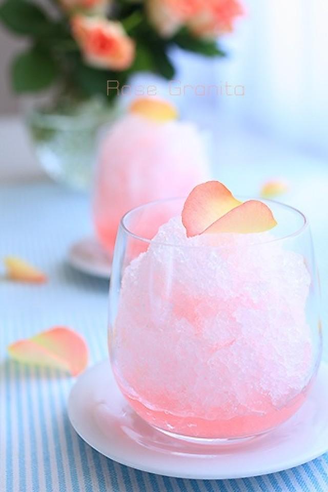 rose-granita