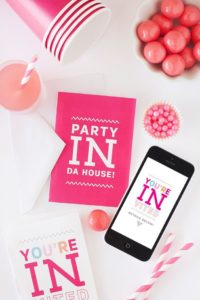 text-party-invite