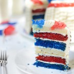 RED, WHITE, AND BLUE CAKE RECIPE