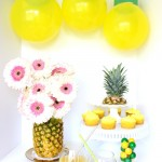 DIY PINEAPPLE PARTY THEME