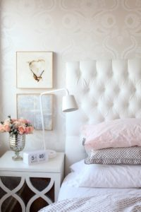 white-textured-headboard