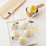 DESSERT HACK: LUCKY LEMON CAKE POPS RECIPE
