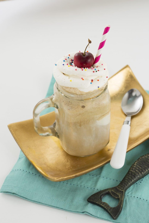Milk Stout Ice Cream Float 2