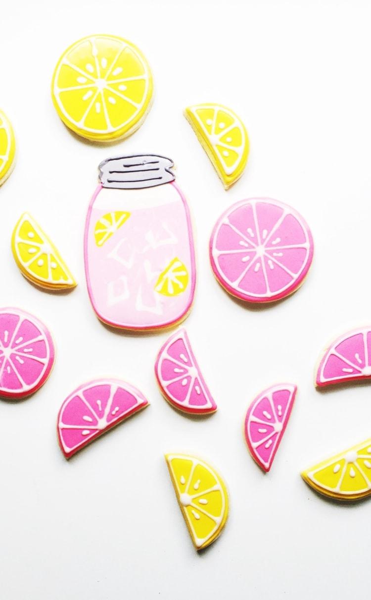 lemonade-cookie
