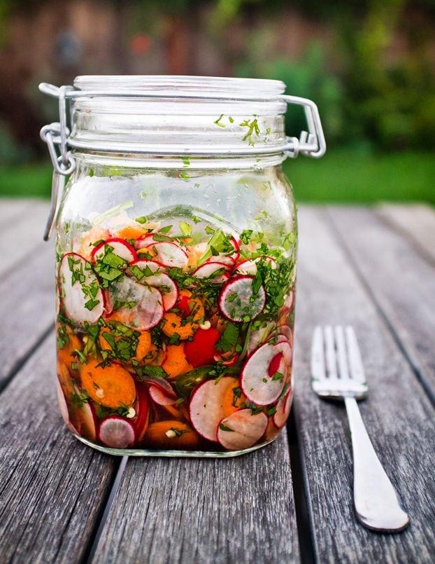 pickled-radish