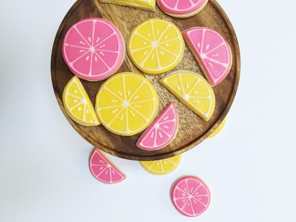pink-cookies