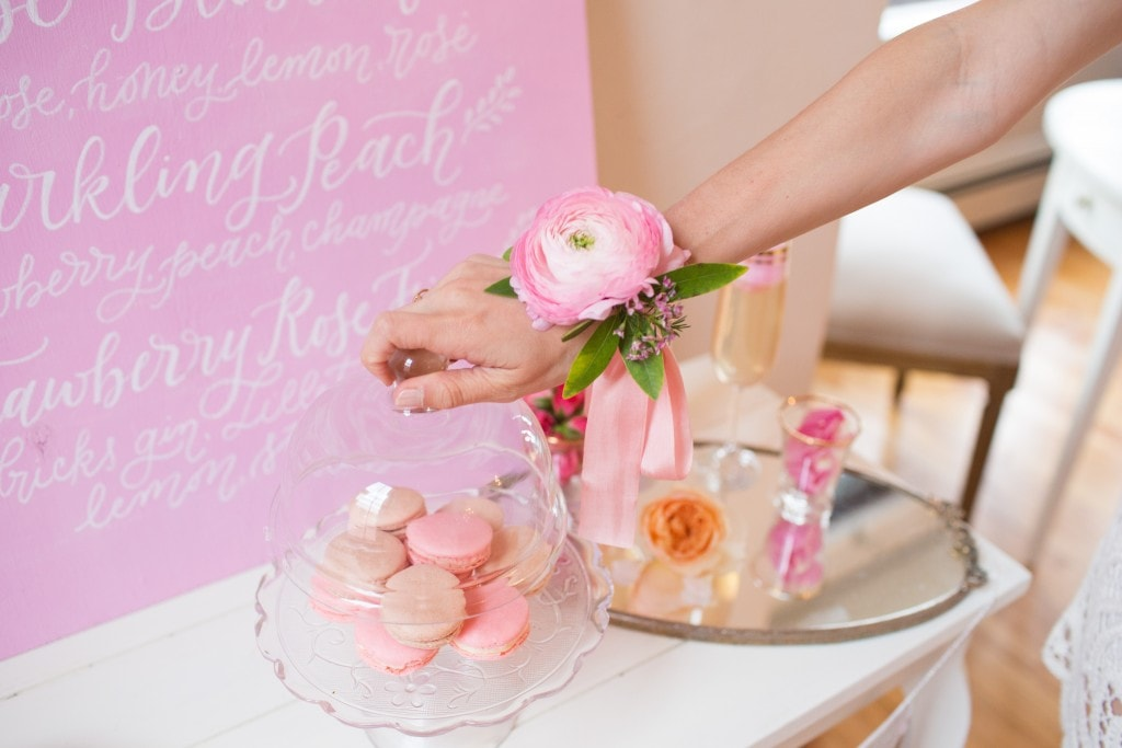 pink-corsage