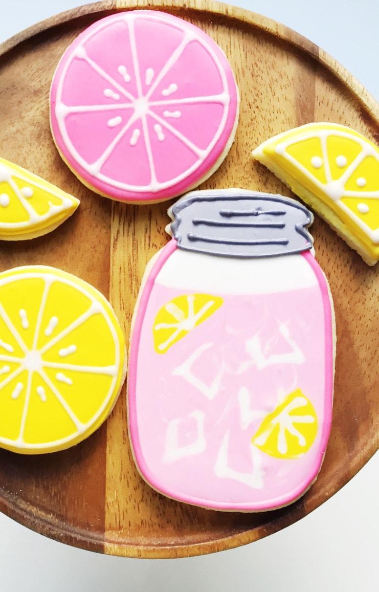 Easy Pink Lemonade Cake
