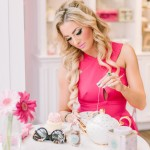 INDULGENT & GIRLY AFTERNOON WITH JASMINE HOFFMAN AT SWEET BAKE SHOP