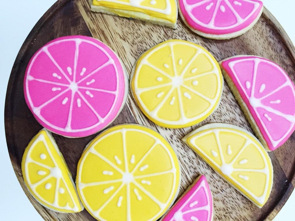 yellow-cookies